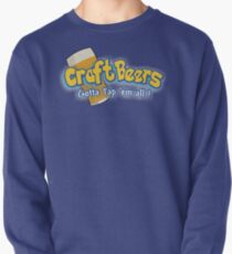 Pokemon meets craft beers Pullover