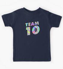 Team 10 Tie Dye Jake Paul Kids Clothes
