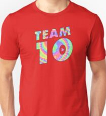 Team 10 Tye Dye Jake Paul T-Shirt