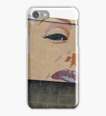 A Peek From Marilyn Monroe iPhone Case/Skin