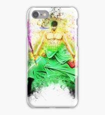 Zoro 3 - One Piece iPhone Case/Skin