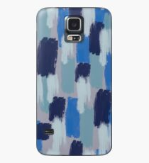 Blue Jean Baby Painted Case/Skin for Samsung Galaxy