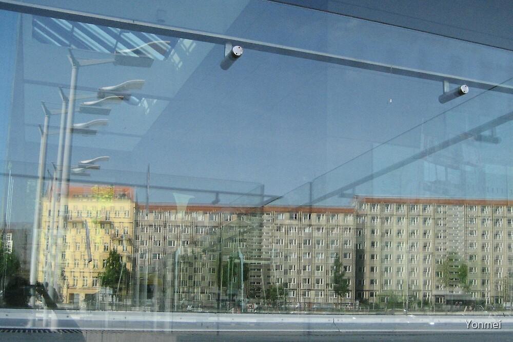 Berlin: DDR housing by Yonmei