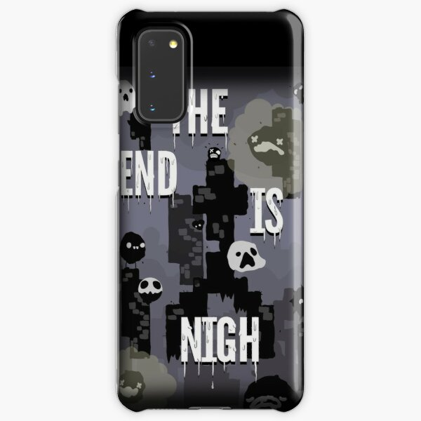 The End Is Nigh Samsung Galaxy Snap Case