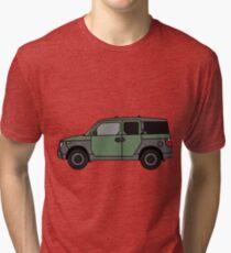Honda Element Tri-blend T-Shirt