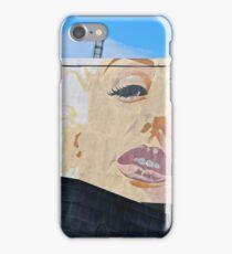 A Marilyn Monroe Mural iPhone Case/Skin