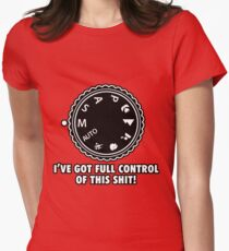 Full Control Women's Fitted T-Shirt