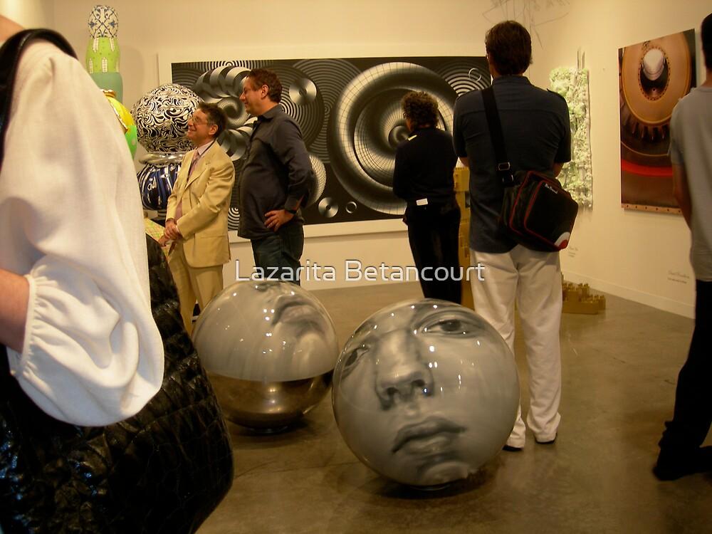 Great Balls of Fire by Lazarita Betancourt