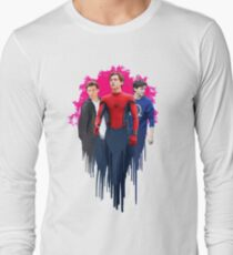 Peter Parker, drips.  T-Shirt