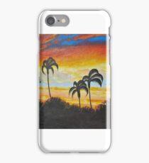 Socal Sunset iPhone Case/Skin