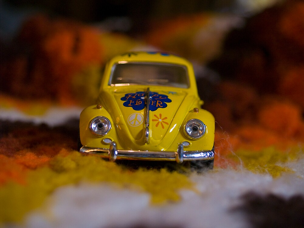 Vw Bug by beccapixels