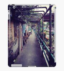 Bangkok vibes lifestyle Asia travel iPad Case/Skin