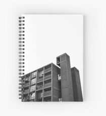 Park Hill Lift Shaft Spiral Notebook