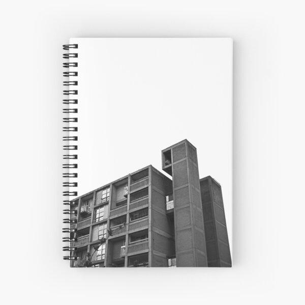 Park Hill Lift Shaft Spiral Notebook