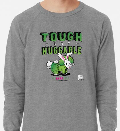 Tough but Huggable Lightweight Sweatshirt