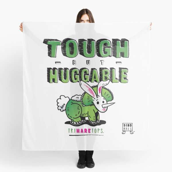 Tough but Huggable Scarf