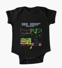 How would you rank them. ZX Spectrum One Piece - Short Sleeve
