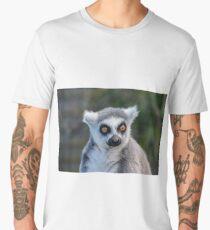 Ring Tailed Lemur Men's Premium T-Shirt