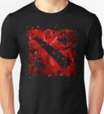 Defense of the Ancients (DOTA) Splatter Unisex T-Shirt