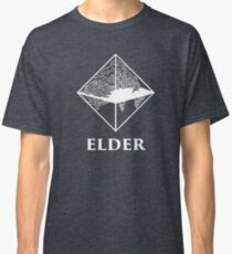 Elder Band Logo White Classic T-Shirt
