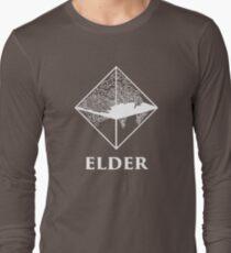Elder Band Logo White T-Shirt