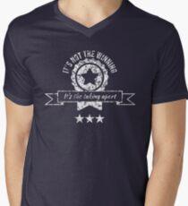 It's not the winning, it's the taking apart Men's V-Neck T-Shirt