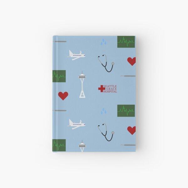 Saving Lives Hardcover Journal