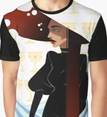 Queen of Cups Graphic T-Shirt