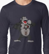 Gorilla with Conor Mcgregor tattoo T-Shirt