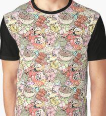 JAPANICOLOR Graphic T-Shirt