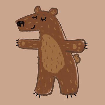 Bear Hugs by EmilyFromhage