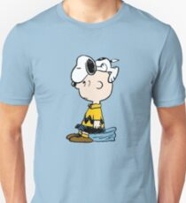 The Peanuts - Charlie Brown and Snoopy Unisex T-Shirt