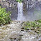 Taughannock Falls by KathleenRinker