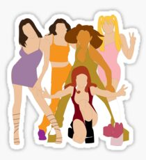 spice up our life Sticker