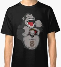 Gorilla rocks Conor Mcgregor tattoo Classic T-Shirt