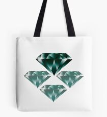 Diamonds are forever 4. Tote Bag