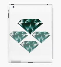 Diamonds are forever 4. iPad Case/Skin