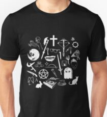 Buffy Symbology - White T-Shirt