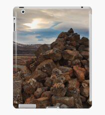 Sacred Iceland Trinity iPad Case/Skin