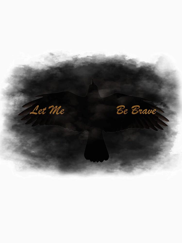 Let Me Be Brave by ponderingtaylor