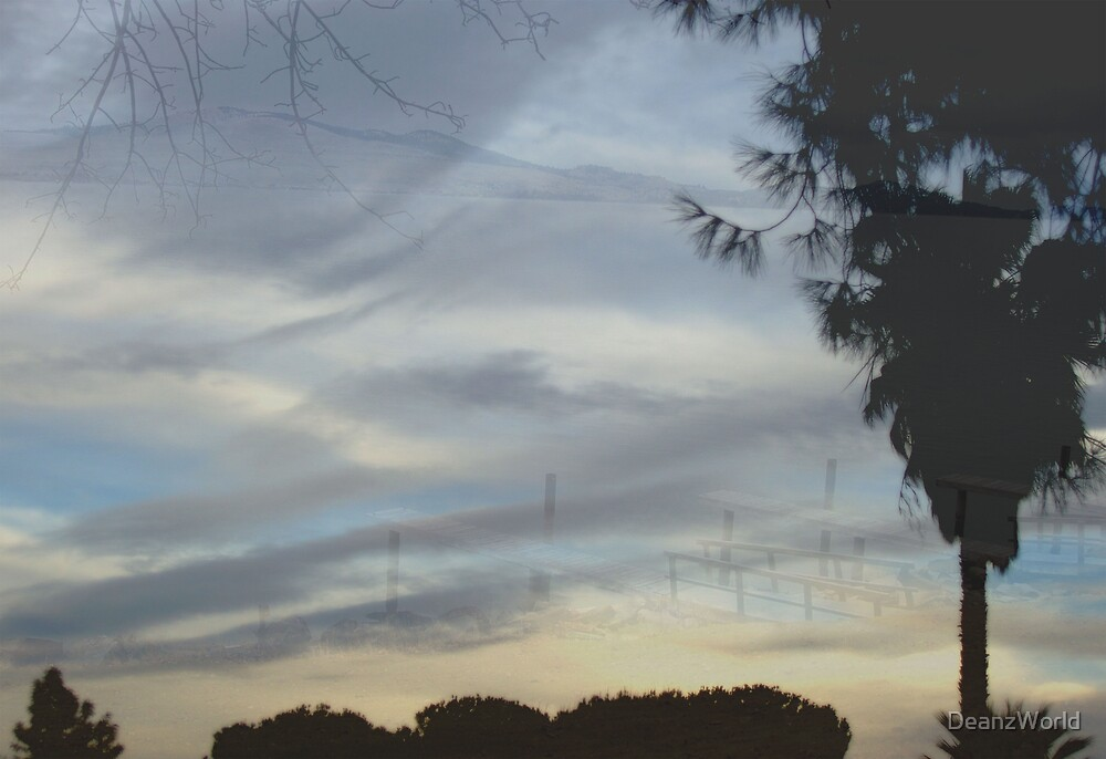 Cloud Visions by Dean Warwick