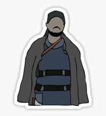 Omar The Wire Sticker