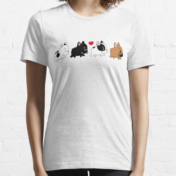 Frenchie Family Essential T-Shirt