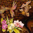 Just A Little Koi by Sharen Chatterton