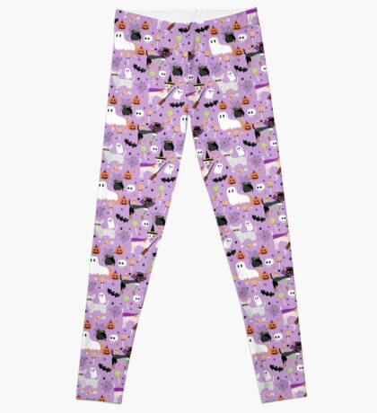 Chihuahua dog breed halloween pet portrait cute dogs gifts Leggings