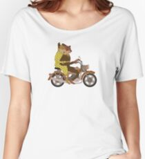 Fantastic Ride Women's Relaxed Fit T-Shirt