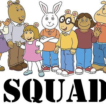 #SquadGoals by CreamFraiche