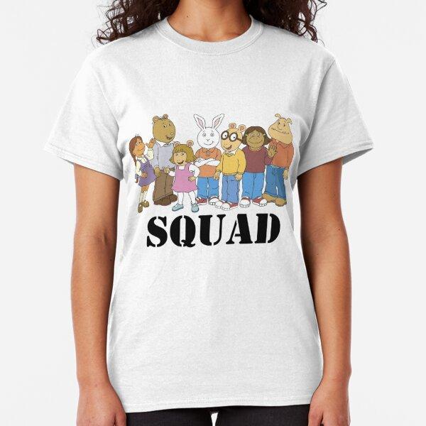 #SquadGoals Classic T-Shirt