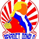 Benedict Donald by EthosWear