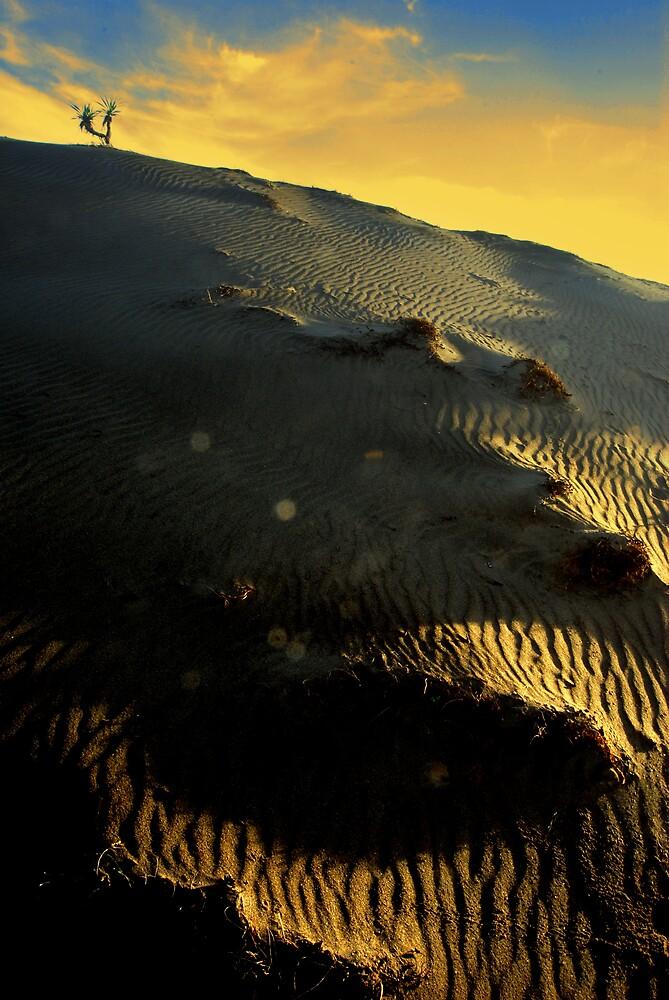 Desert in Yogyakarta by yunus wibisono